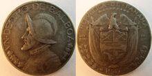 0.10 Balboa 1947