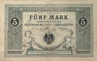 File:Deutsches Reich 5 Mark 1874.jpg