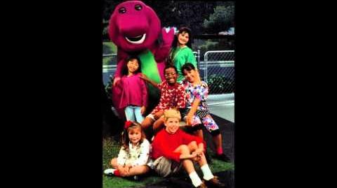One More Person(A Barney Fan Made Song)(Instrumental)