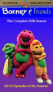Barney & Friends The Complete Fifth Season