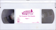 Barney & Friends The Complete Third Season Tape 1