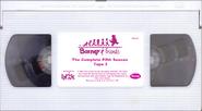 Barney & Friends The Complete Fifth Season Tape 3
