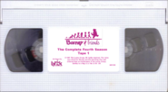 Barney & Friends The Complete Fourth Season Tape 1