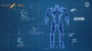 Echo Dragoon blueprints