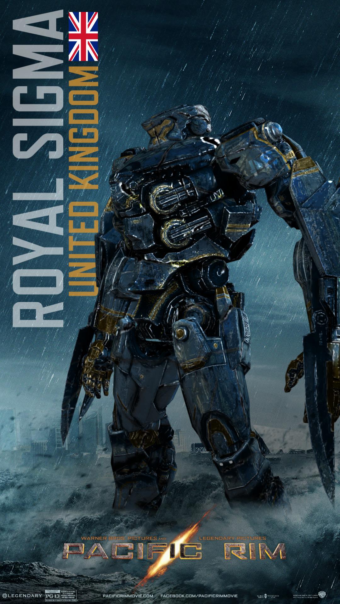 Royal Sigma | Custom Pacific Rim Wiki | FANDOM powered by ... Pacific Rim Jaeger Countries