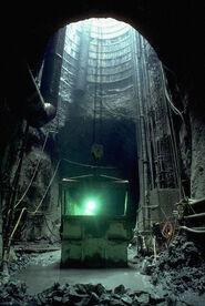 The deep earth elevator