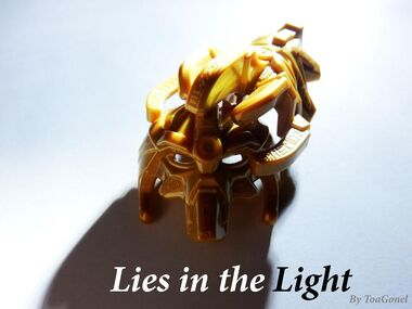 Lies in the Light banner