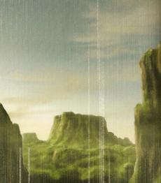 Location Daxia Landscape