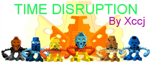 Timedisruption