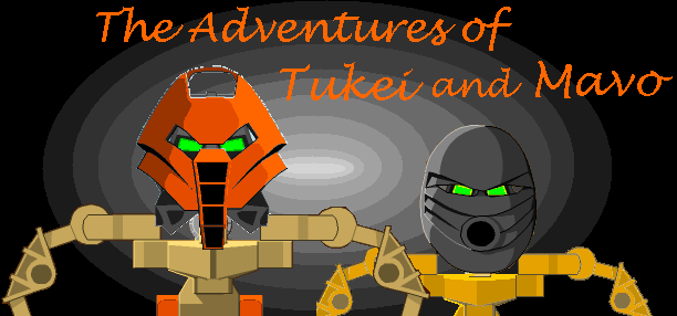 The adventures of tukei and mavo