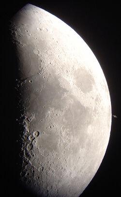 Saturne du 22 mai 2007