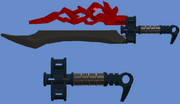 Greol's sword