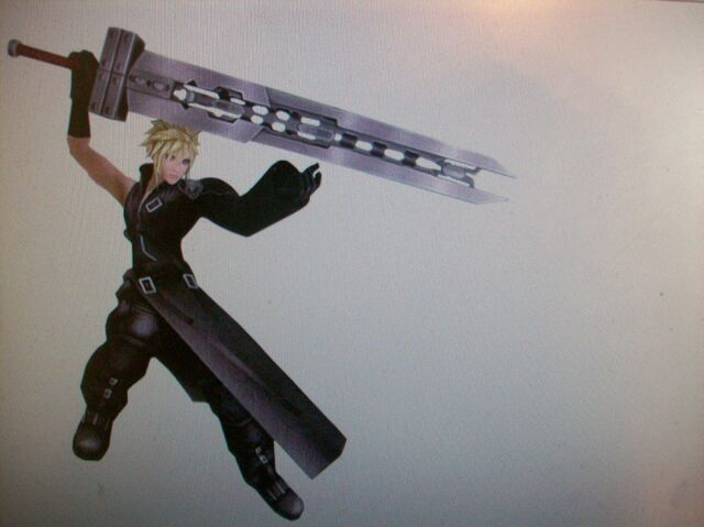 File:Cloud Strife KH2 001.JPG