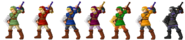 Link sprite drive forms