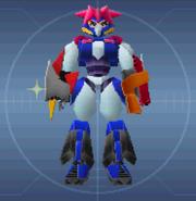 Ray Mk II Custom Robo Arena