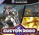 Custom Robo Battle Revolution