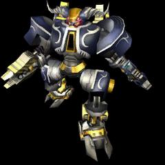 Metal Ox Render