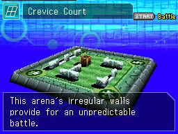 Crevice Court CRA