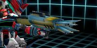 Meteor Storm Gun
