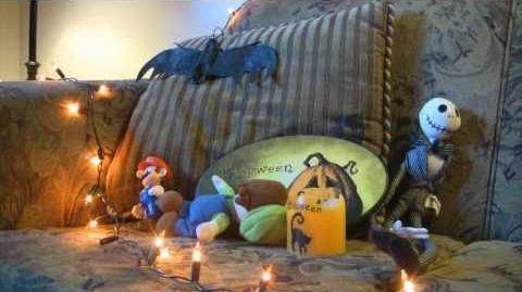 Cute Mario Bros - Halloween Special