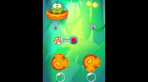 Cut The Rope Experiments - Level 8-22 - 3 Stars