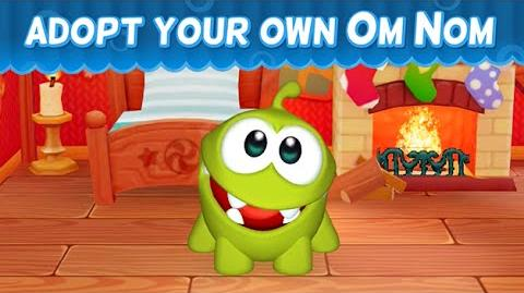 My Om Nom Official Game Trailer - Exclusively on the App Store