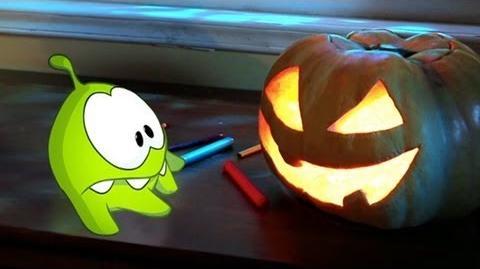 Om Nom Stories 05 Halloween Special