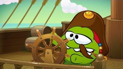 Om Nom Stories 14 Pirate Ship