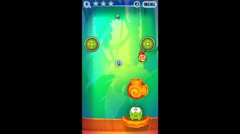 Cut The Rope Experiments - Level 8-5 - 3 Stars
