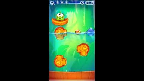 Cut The Rope Experiments - Level 8-8 - 3 Stars