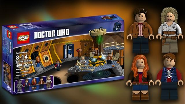 Doctor Who - LEGO3