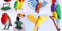 LEGO Bird Project