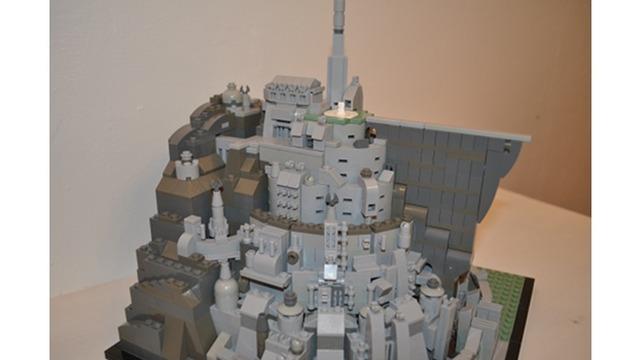 Minas Tirith 4