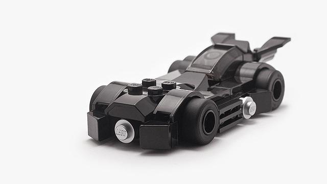 Mini Batmobile 1