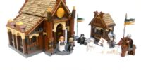 Lord of the Rings Set: Edoras/The Golden Hall