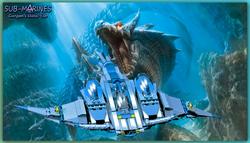 Gungan skate fish 3