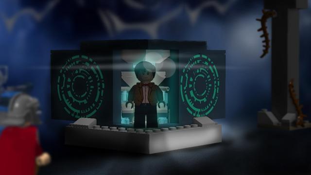 Doctor Who - LEGO4