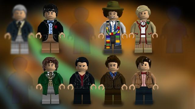 Doctor Who - LEGO1