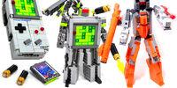Transforming Retro Video Game Accessories