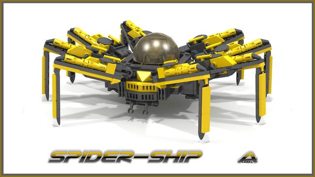 Spider ship 1