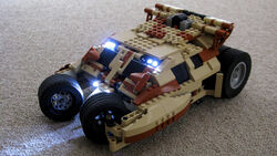MotorizedTumbler