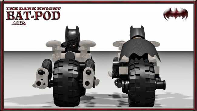 Bat pod 1.9