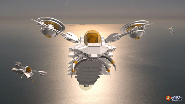 Insect ship 6