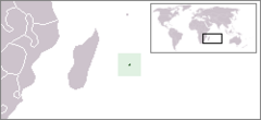 LocationMauritius