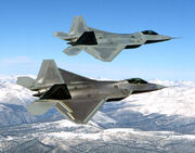 763px-Two F-22 Raptor