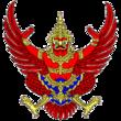 Pacific Orange Garuda emblem