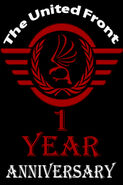 The United Front 1 year