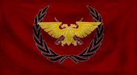 War flag of DRN