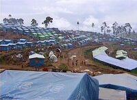 Xánténian refugee camp