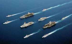 Fleet 5 nations